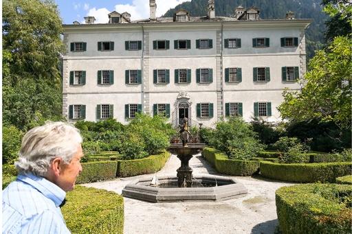 Palazzo Salis e Conte De Salis