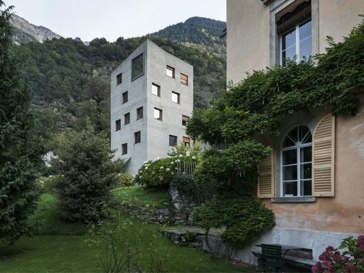 Villa Garbald, Castasegna