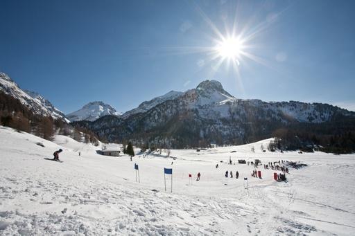 Skigebiet Ponylift Maloja