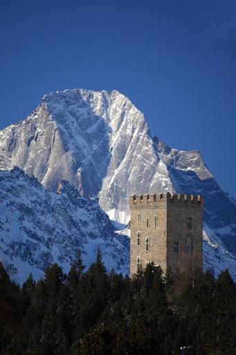 TurmBelvedere Maloja