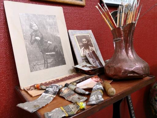 Atelier Segantini