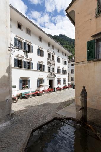 Hotel Palazzo Salis , Soglio