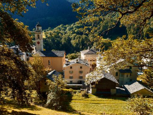 Graubünden Ferien, Castasegna