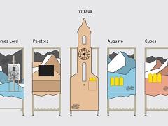 Da ün Giacometti e l'altar