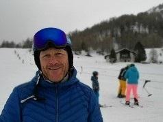 Didier Cuche al Ponylift