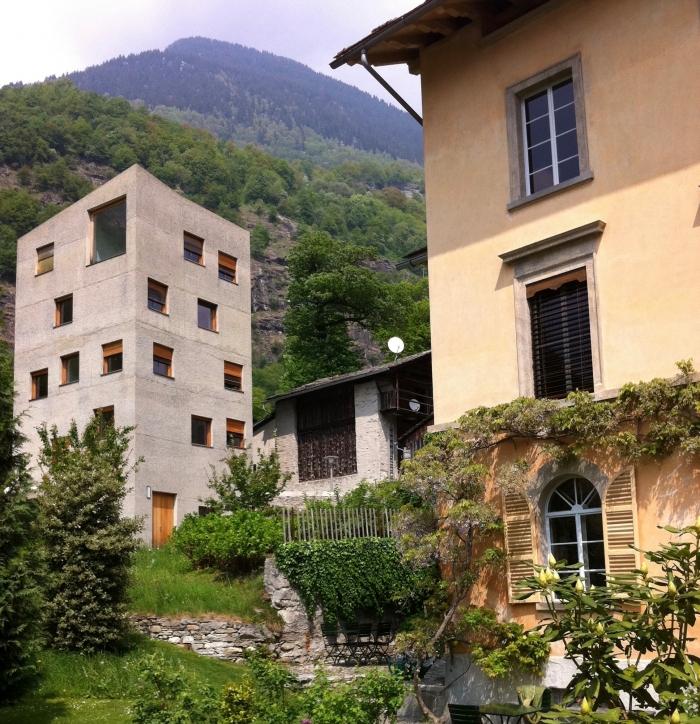 Villa Garbald